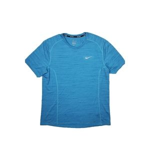 Nike Running Men's Dri-Fit Short Sleeve Tee Size L